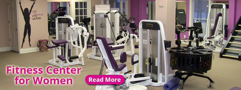 Atlanta Fitness Center Gym for Women