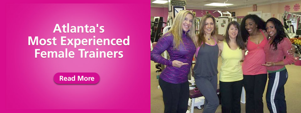 The Finest Atlanta Personal Trainers