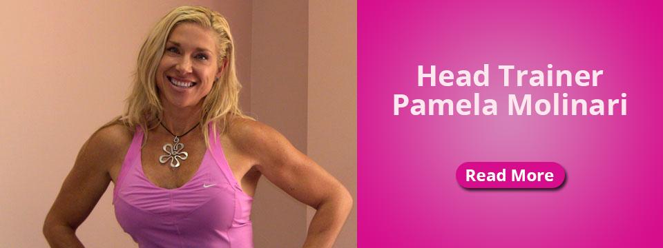 Atlanta Personal Trainer Pamela Molinari