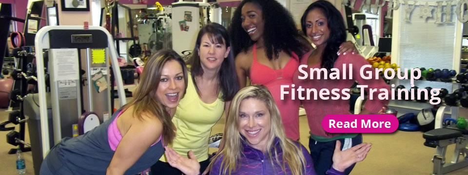Small Group Fitness Center Training