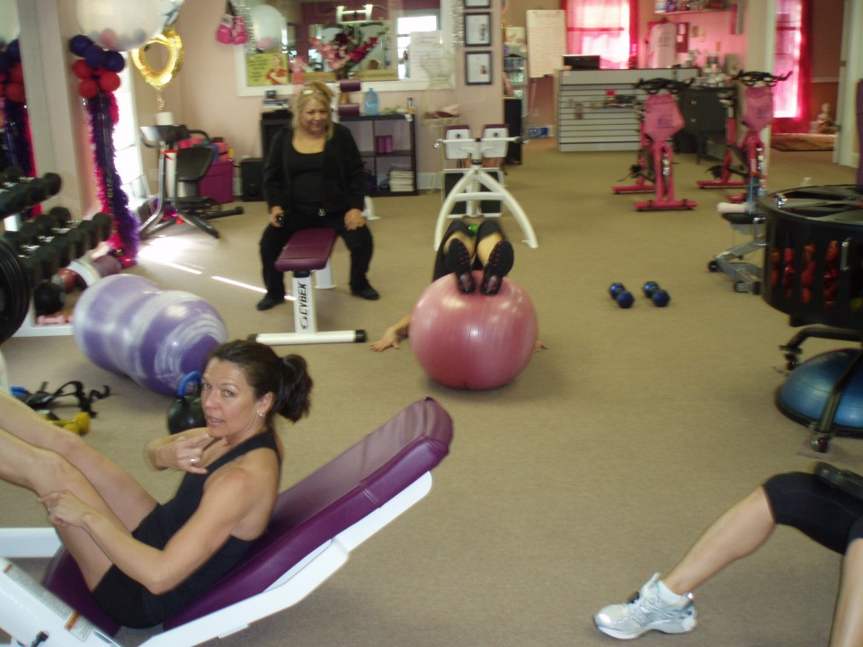 Our Atlanta Fitness Center for Women